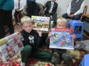 Our Lego boys!